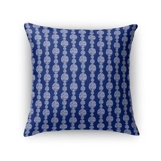 GRACE COLBALT BLUE Accent Pillow By Kavka Designs