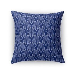 ALAINA COLBOLT BLUE Accent Pillow By Kavka Designs