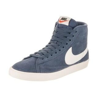 Nike Women's Blazer Mid Vntg Suede Casual Shoe