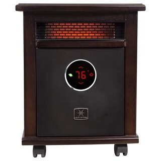 Logan Deluxe Infrared Space Heater