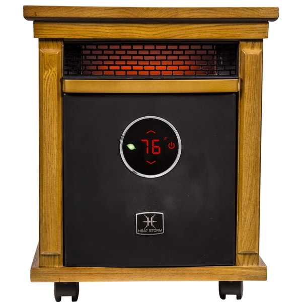 Smithfield Deluxe Infrared Space Heater