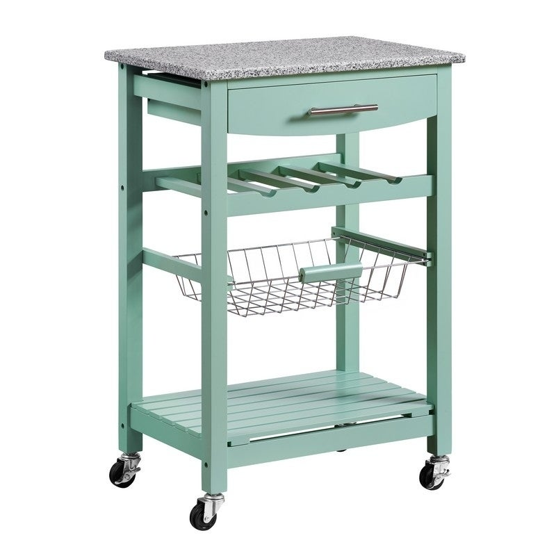 Buy Metal Kitchen Carts Online at Overstock | Our Best ...