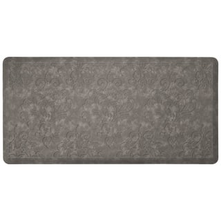 buy grey kitchen rugs & mats online at overstock | our