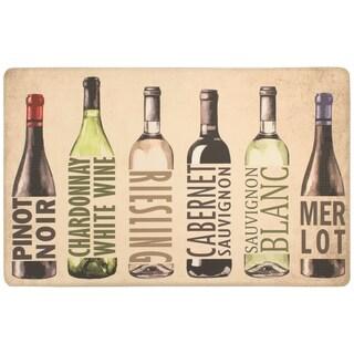 Chef Gear Attention Wine Gelness Mat - 1'8 x 3'3