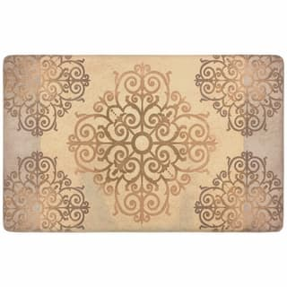 Buy Anti Fatigue Kitchen Rugs & Mats Online at Overstock | Our Best  X Designer Anti Fatigue Kitchen Mats on