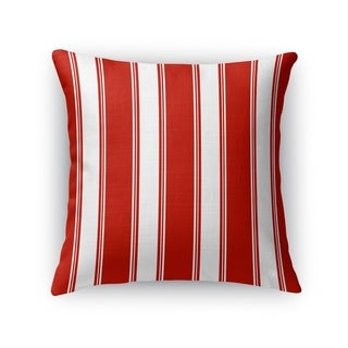 Candy Cane Stripes Accent Pillow By Kavka Designs