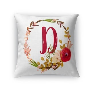 D Accent Pillow By Kavka Designs