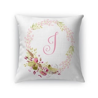 I Accent Pillow By Kavka Designs