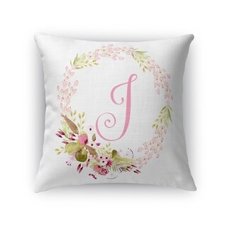 J Accent Pillow By Kavka Designs