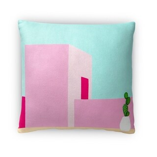Rosada Accent Pillow By Paint That Ugly Thing
