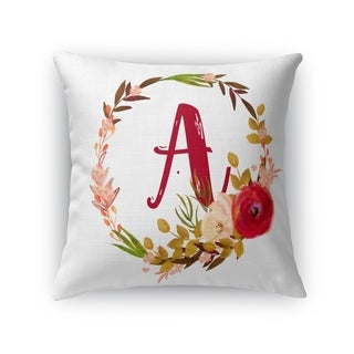 A Accent Pillow By Kavka Designs