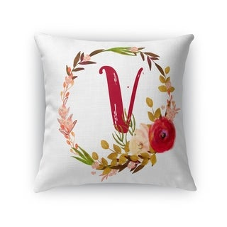 V Accent Pillow By Kavka Designs