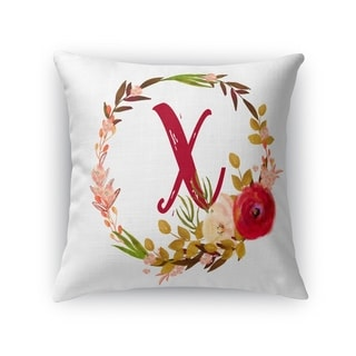 X Accent Pillow By Kavka Designs