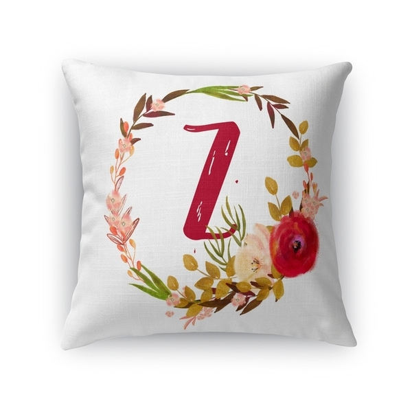 Z Accent Pillow By Kavka Designs