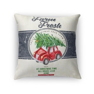 Farm Fresh Accent Pillow By Kavka Designs
