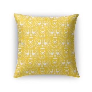 Christmas Scandinavian Accent Pillow By Terri Ellis
