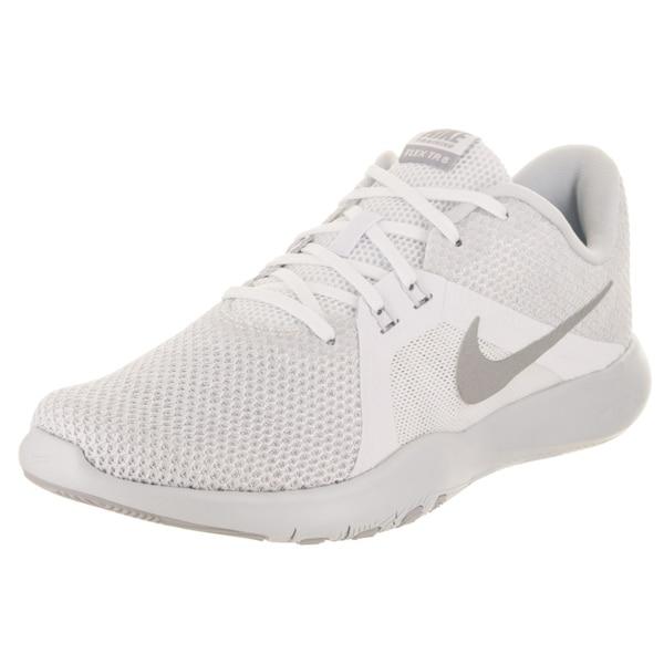 Shop Nike Women s Flex Trainer 8 Training Shoe - On Sale - Free ... bbb1e402c