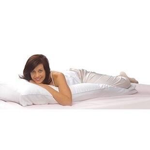 Touch of Comfort Memory Foam Deluxe Body Pillow