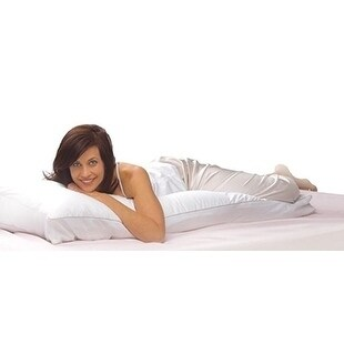 Touch of Comfort Memory Foam Deluxe Body Pillow