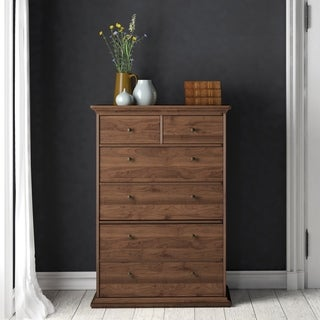 Sonoma Walnut 6-drawer Chest