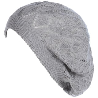 c713537b287 Buy Grey Women s Hats Online at Overstock