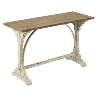 Wood Farmhouse Style Table