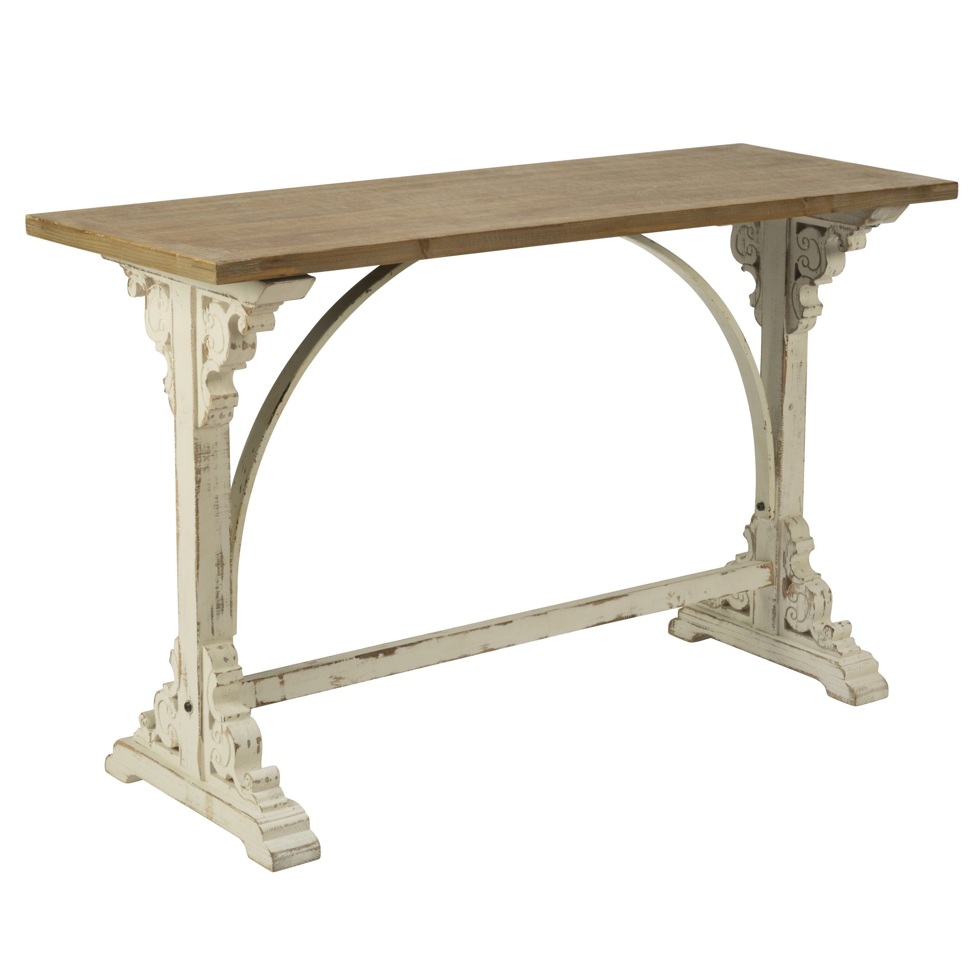 Super Wood Console Style Table Gmtry Best Dining Table And Chair Ideas Images Gmtryco