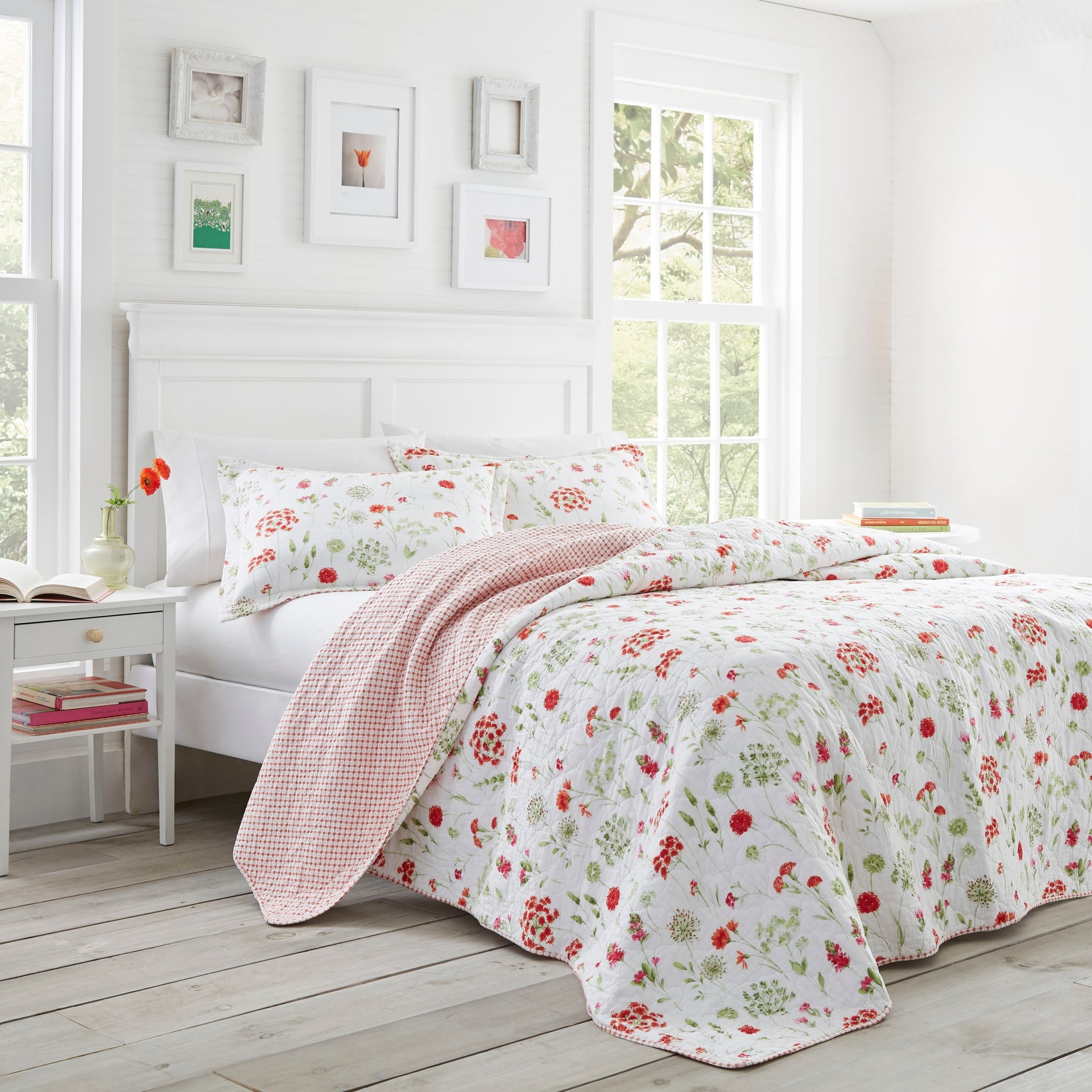 Excellent Laura Ashley Libby Quilt Set Download Free Architecture Designs Scobabritishbridgeorg