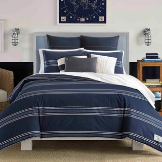 Nautica Acton Duvet Cover Set (3 options available)