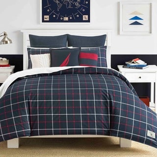 Nautica Tillington Duvet Cover Set (3 options available)