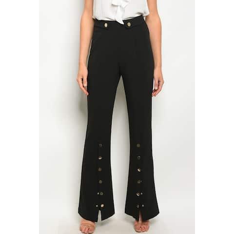 JED Women's High Waist Flared Pants