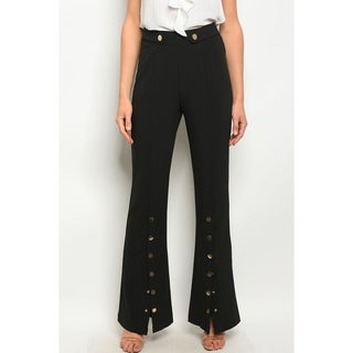 JED Women's High Waist Flared Pants
