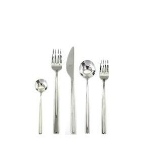 Movida 5-piece Stainless Steel Flatware Set