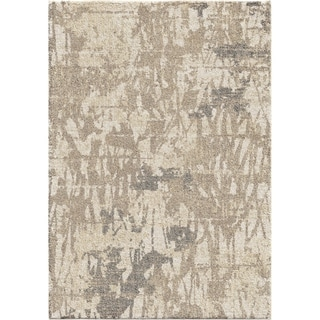 Weathered Marble Plush Shag by Orian Rugs - 9' x 13'