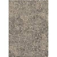 Orian Rugs Timberland Grey/Multicolor Area Rug - 9' x 13'
