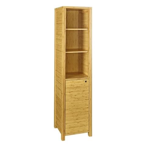 Sampson One Door Tall Cabinet