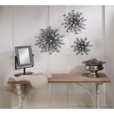 Set of 3 Decorative Wall Bows