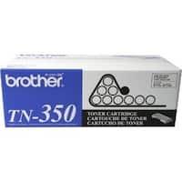Brother TN-350 Original Black Laser Toner Cartridge,2.5K Pages,7720/7820N/2070N