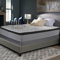 Sealy Accomplished 14-inch Plush Euro Pillowtop Full-size Mattress Set