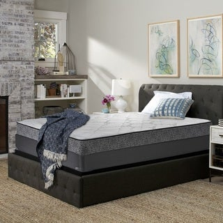Sealy Treasured 11-inch Plush Full-size Mattress Set