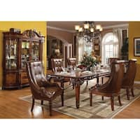 ACME Winfred Dining Table, Cherry