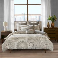 INK IVY Mira Blush 100-percent Cotton Comforter 3-Piece Set