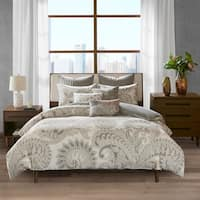 INK IVY Mira Blush 3 Piece 100-percent Cotton Duvet Cover Set