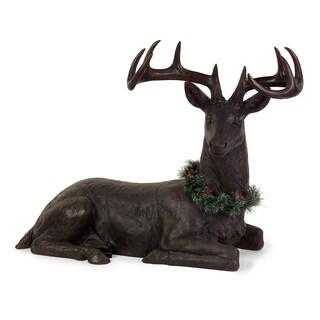 Fabulous Reindeer Oversized Left Side
