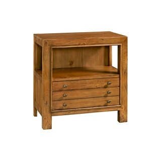 Broyhill Bethany Square Two Drawer Night Stand