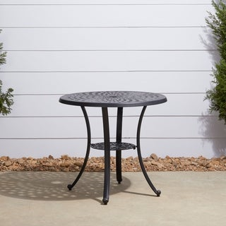 Paracelsus Outdoor Patio Aluminum Table