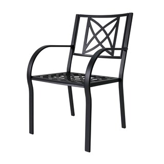 Paracelsus Outdoor Patio Aluminum Chairs (Set of 2)