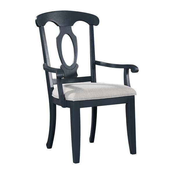 Awesome Shop Broyhill Ashgrove Upholstered Dining Arm Chair Free Pdpeps Interior Chair Design Pdpepsorg