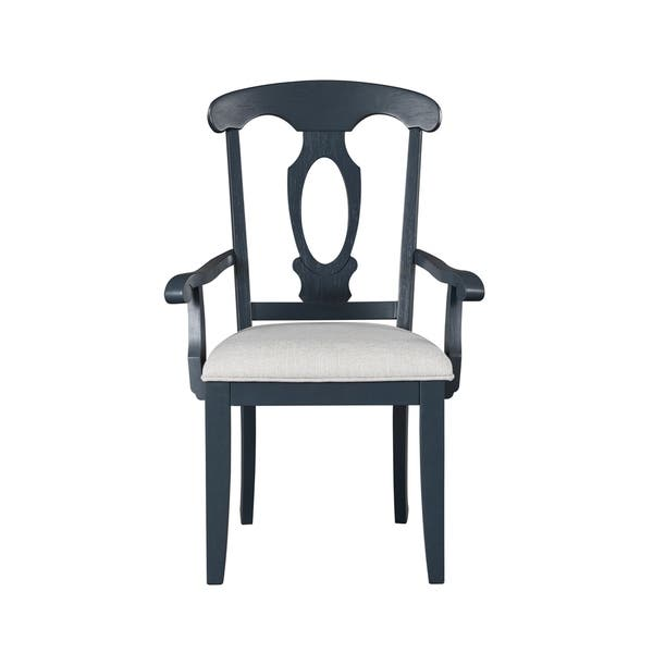 Fabulous Shop Broyhill Ashgrove Upholstered Dining Arm Chair Free Pdpeps Interior Chair Design Pdpepsorg
