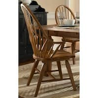 Broyhill Attic Heirlooms Windsor Dining Arm Chair